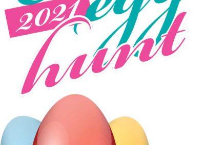 2021 Mulvane Kansas Annual Community Easter Egg Hunt
