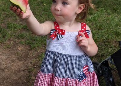 2021 Mulvane Kansas 4th of July Parade & Celebration